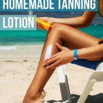 How to make your own homemade tanning lotion