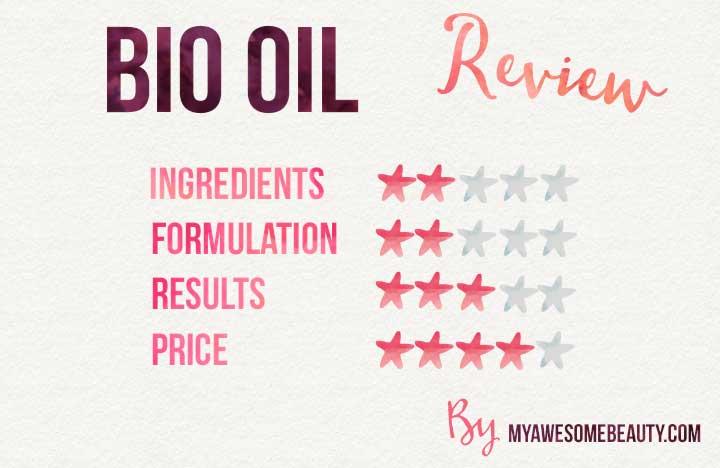 Bio oil reviews