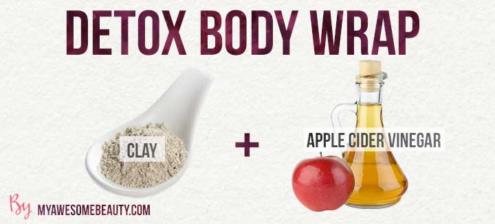 detox body wrap recipe
