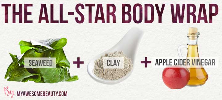 the all star body wrap recipe