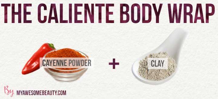 the caliente body wrap recipe