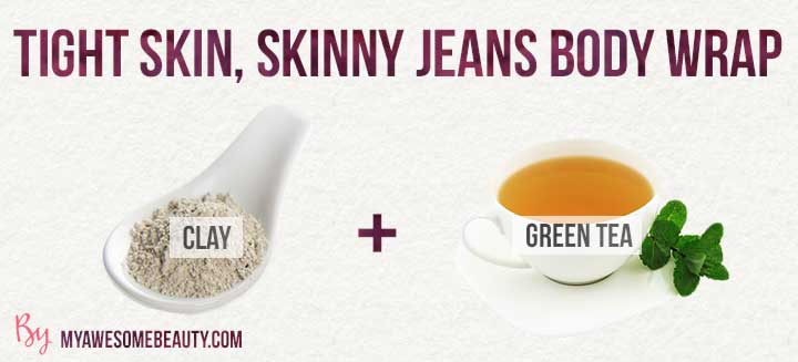 tight skin skinny jeans body wrap recipe