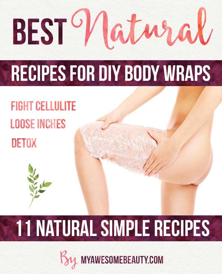 best homemade body wrap recipes