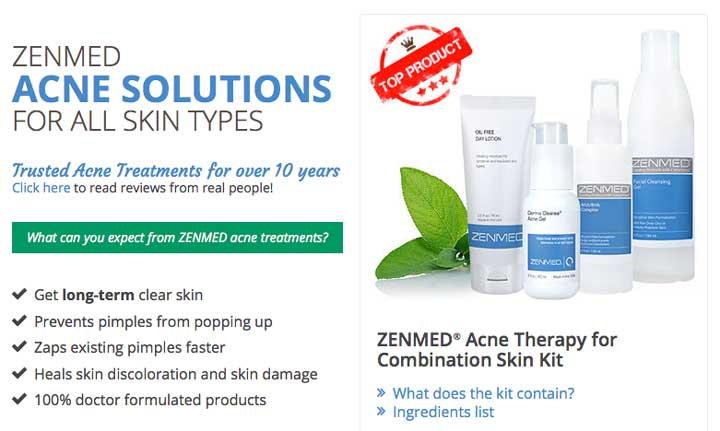 zenmed acne kit