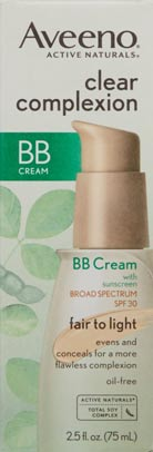 aveeno bb cream