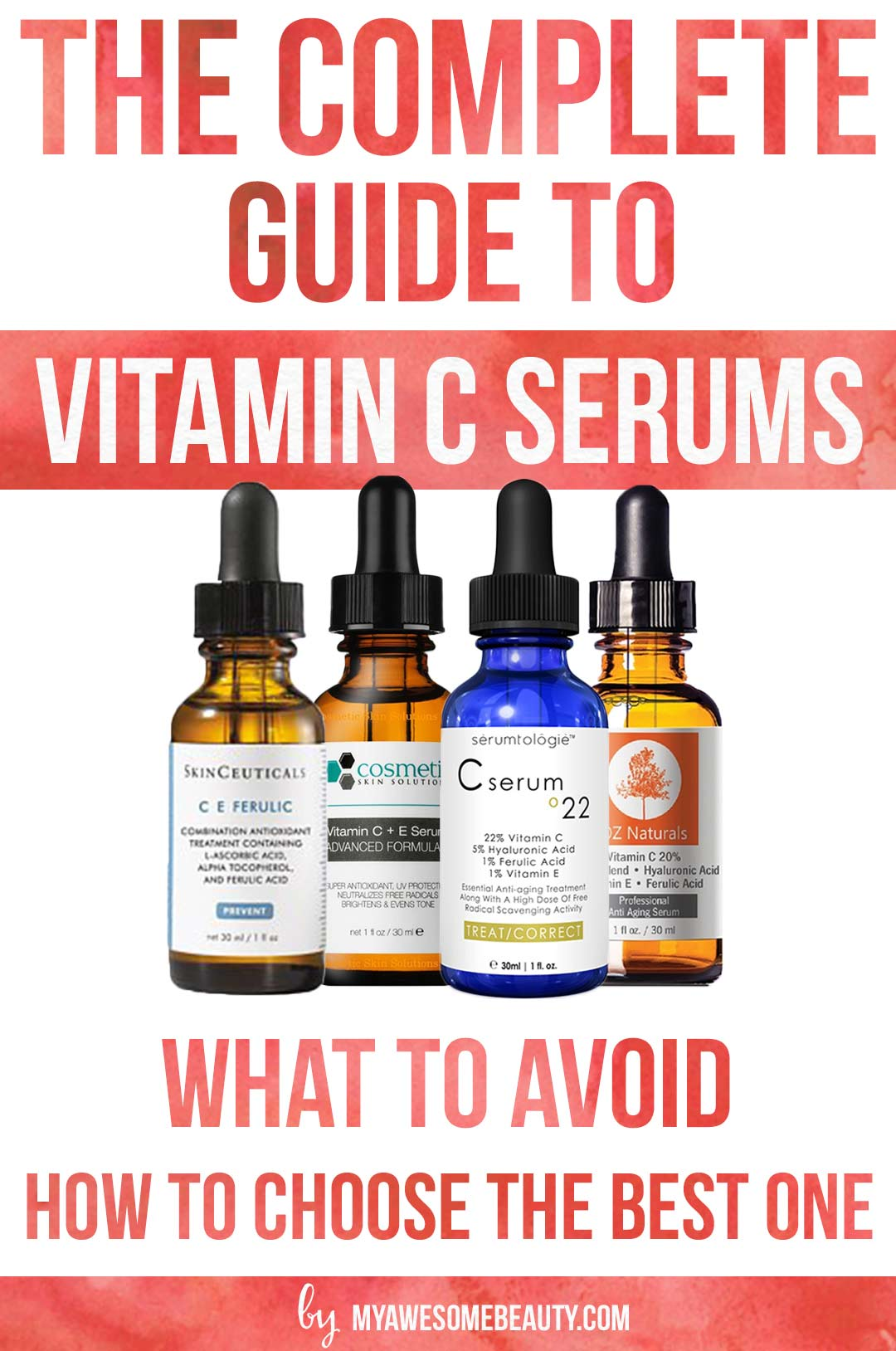 Best Vitamin C Serum Reviews for Face 2017 | Comparison