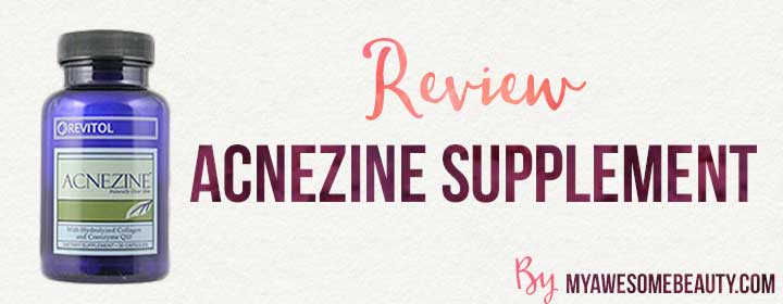 acnezine supplement