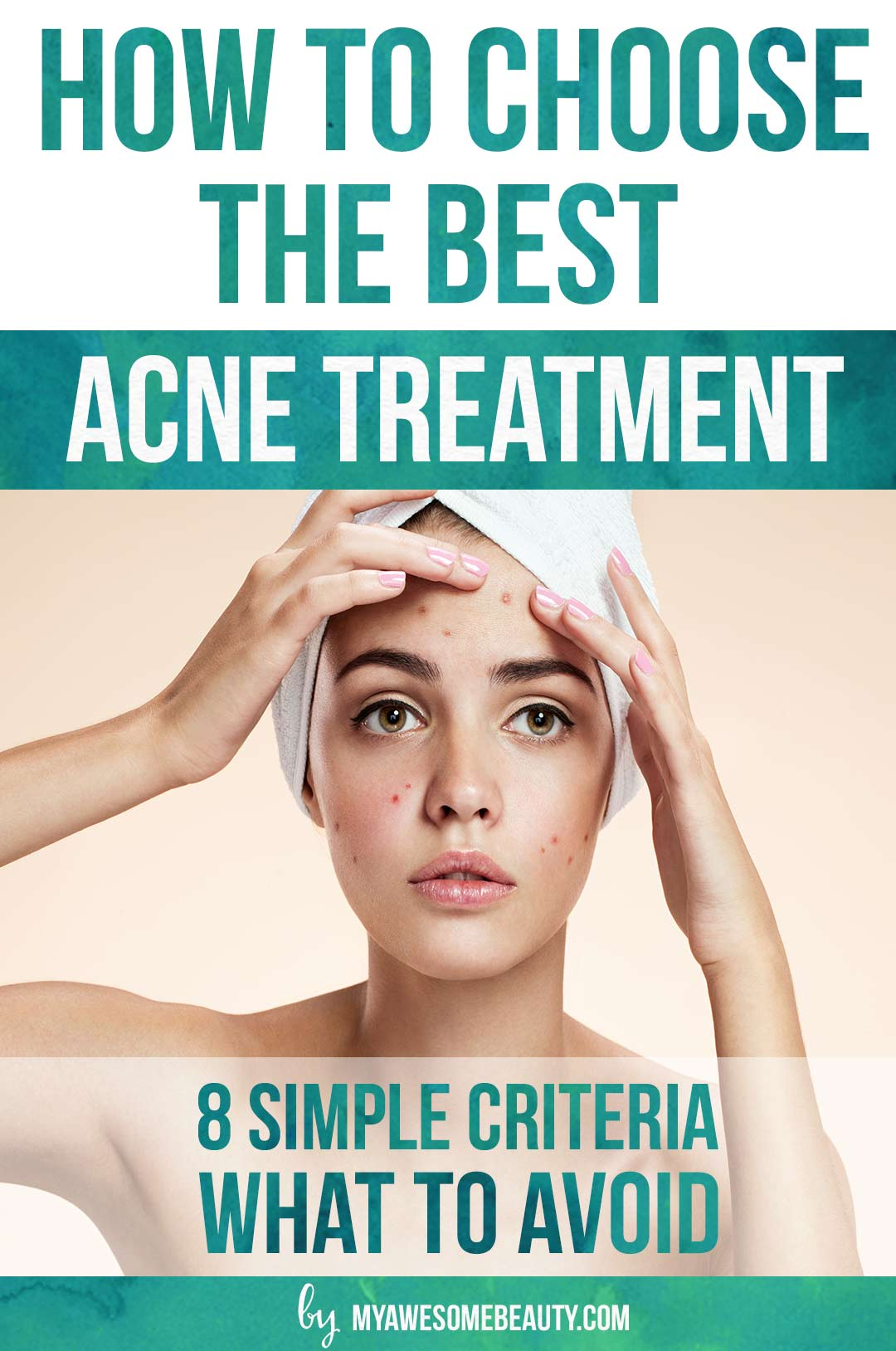 how to choose the best acne treatment