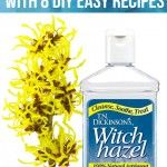 18 effective witch hazel uses on face, skin and 8 DIY Recipes