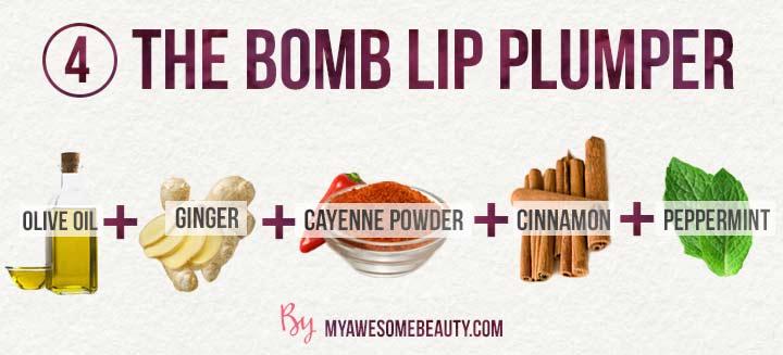 The bomb lip plumper