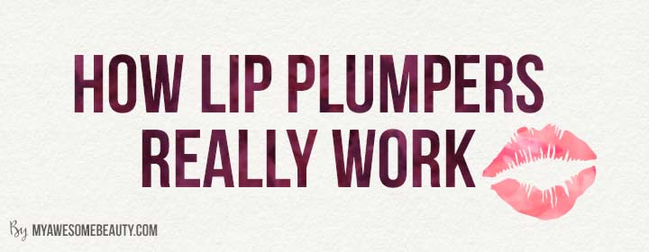 How homemade lip plumpers work