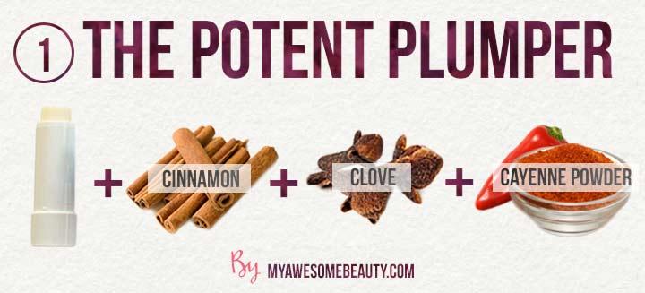 the potent lip plumper