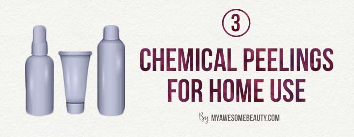 chemical peels for home use