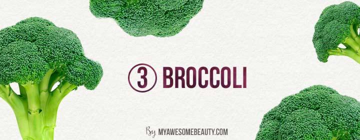 broccoli for fat burning