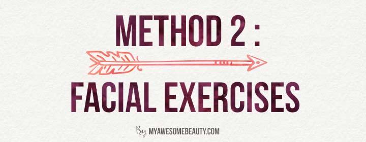 facial exercises