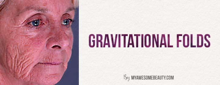 gravitational folds