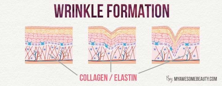 wrinkle formation