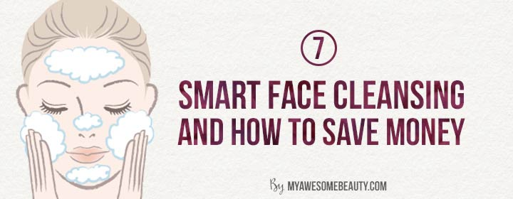 smart face cleansing
