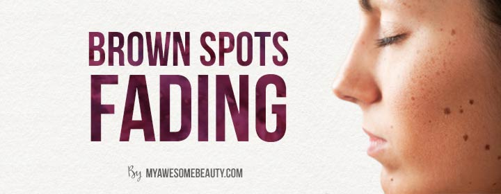 brown spots fading