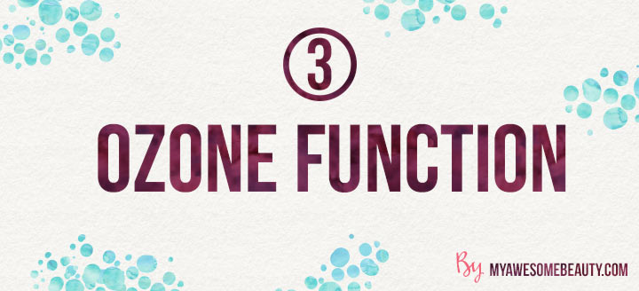 Ozone function