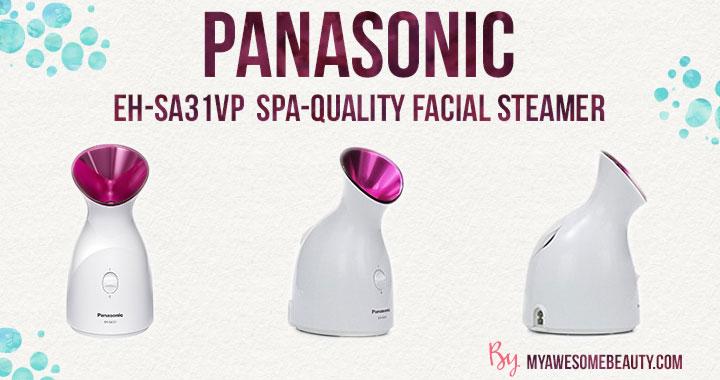 Panasonic EH-SA31VP Spa Quality Facial Steamer