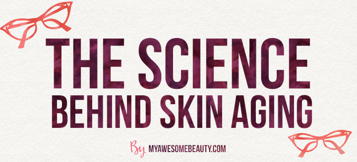 The science behind skin aging
