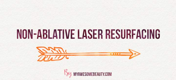 non ablative laser resurfacing for scars