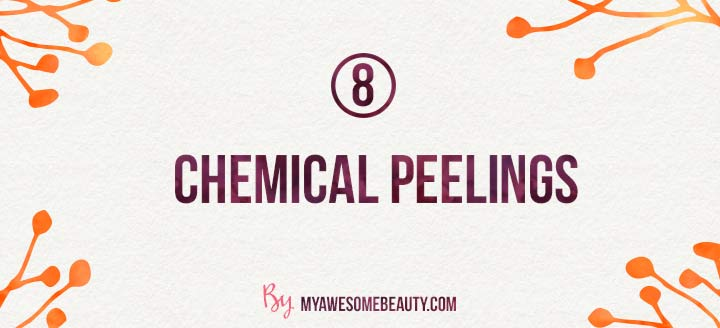 chemical peelings