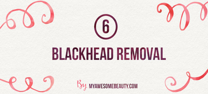 black head removal