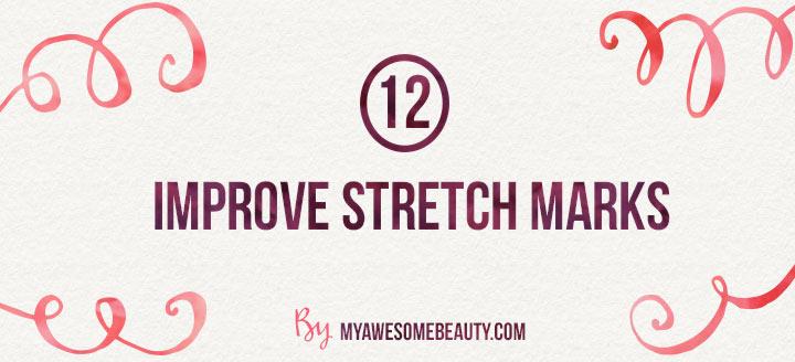 improve stretch marks