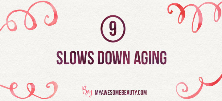 slow down aging