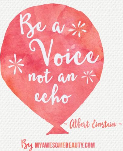 be-a-voice